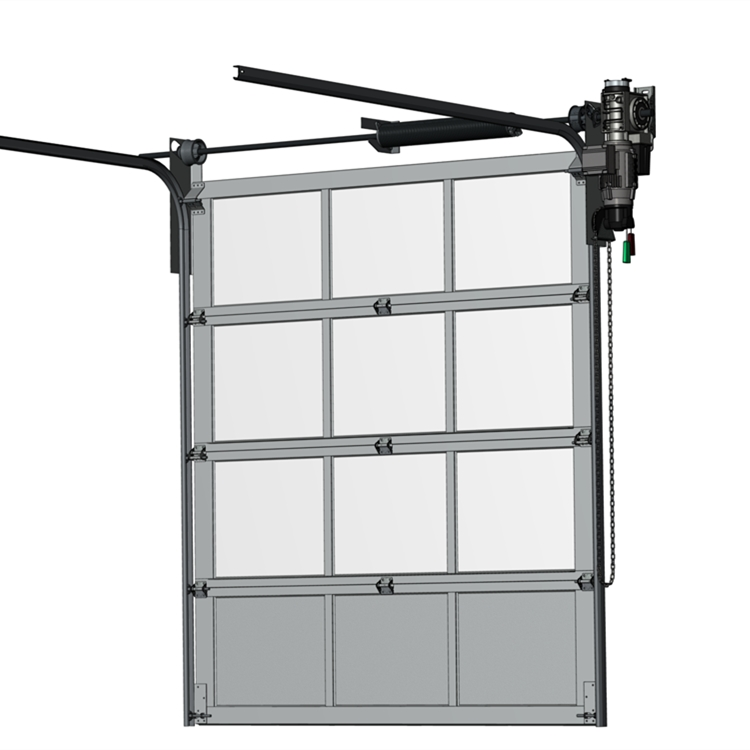 Top quality automatic industrial rolling door