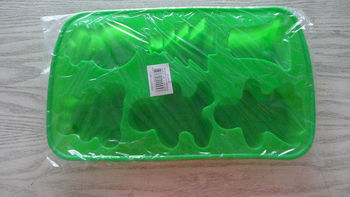 Cheap Christmas Tree Shape Silicon Cake Mould