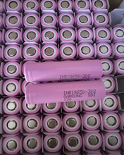 Samsung SDI 18650 battery 3000mAh 15amp battery/Original Cylindrical 3.7V Samsung 30q Rechargeable 18650 Li Ion Battery