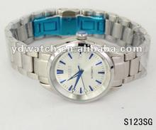All stainless steel watch with automatic movement YD0778
