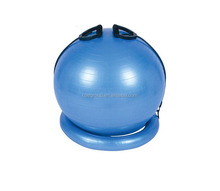 Exercise Pilates Yoga Balance Fitness Ball With Pump