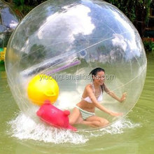Giant inflatable clear water walking ball rental price D1003C-1