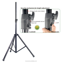 Metal Tripod Speaker Stand With Auto