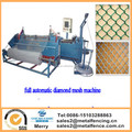 high technique high speed chain link fence making machine supply from China