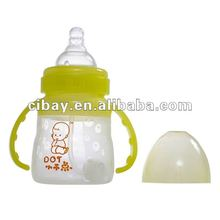 140ml music baby bottle with patent