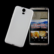 Hot Selling Products Pudding Gel TPU Phone Case For HTC One E9 Plus E9+ Back Protective Cover