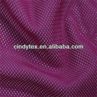 75d soft diamond knitted poly micro mesh fabric