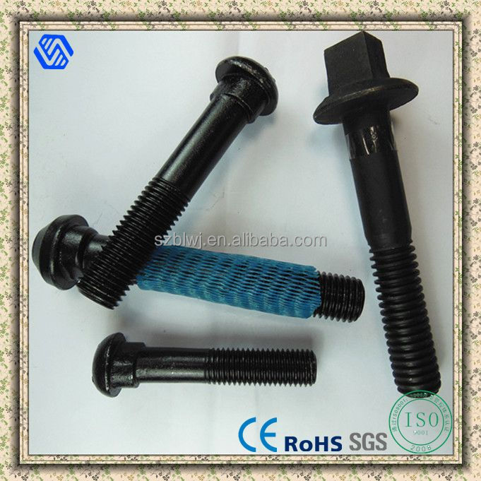 railway track bolt,rail track bolt,track shoe bolts and nuts