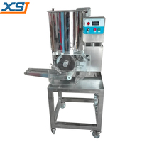 Commercial automatic meat pie making machine hamburger patty forming machine