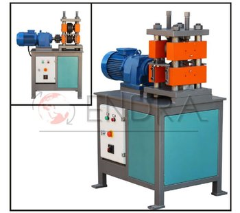 NEW DESIGN AUTOMATIC END CRUSHING MACHIEN