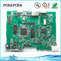 PCBA and total solution assembly service pcb motherboard