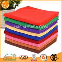 custom promotion high quality microfiber face cleaning cloth towel 2015 China OEM ODM Microfiber Manufacture Supplier Factory