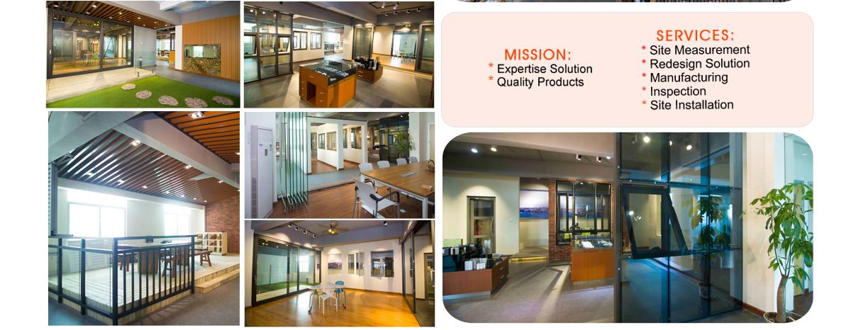 Guangzhou Apro Building Material Co Ltd Aluminium Windows