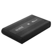 3.5 inch HDD Case USB 3.0 To SATA External Hard Disk Drive Enclosure Tool Free Support UASP Protocols HDD Box