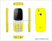 low price mobile phone 1.77inch 3g 3310 feature phone