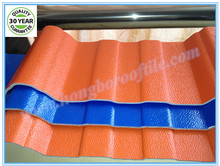 Ultra-Weathering asa synthetic resin Roof Tile