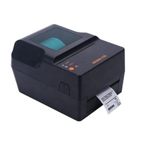 Thermal Transfer Barcode Label Printer Support parallel serial USB multiple interfaces RP400