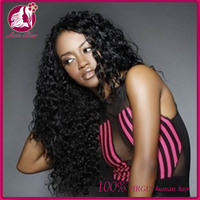 Used Human Hair Wigs For Sale 150% Density Deep Wave Full Lace Wig Eurasian Human Hair Toupee /Wig for men