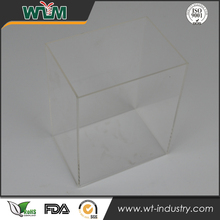 Clear PP coffee packing box plastic injection moulded products