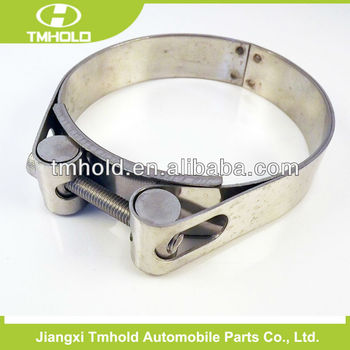 galvanized steel internal pipe clamp types with single-head