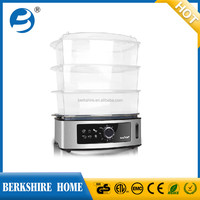 3 tier food steamer High quality Chinese made mini food steamer