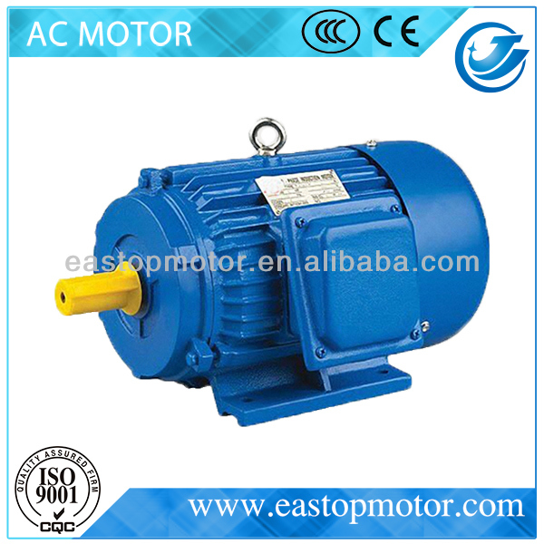 Y Series Three Phase curtain open motor