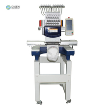 Factory outlet melco sinsim maquina bordadora used happy swf zsk spare parts embroidery machine in korea prices for sale