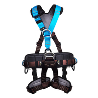 Factory price wholesale fashion safety harness safety belt for fall protection