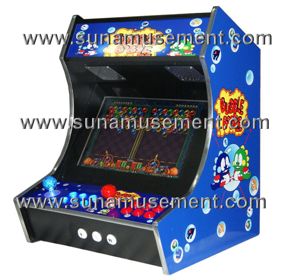 shipping arcade machine