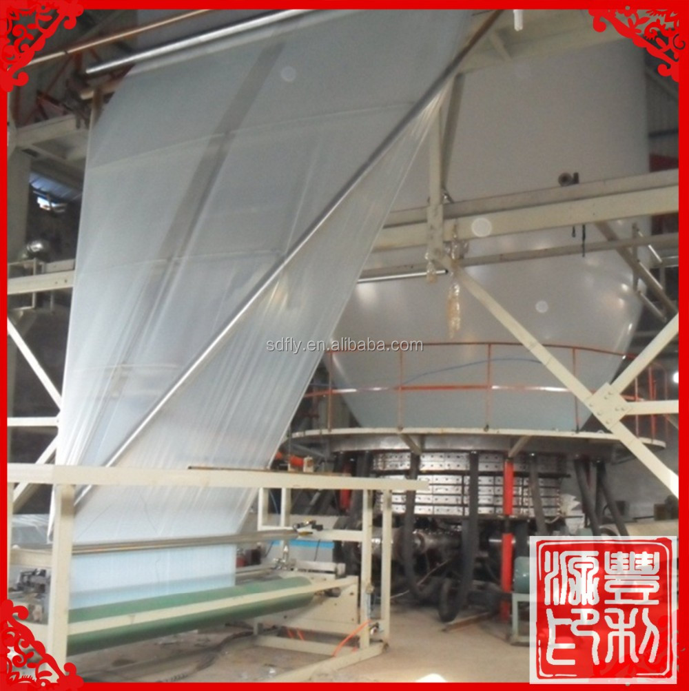 5 layer 16 Meter Agriculture Film Blowing Machine
