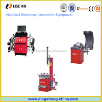 car wheel balancing machine,wheel balancer with CE DS7100