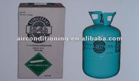 Auto AC Bottle refrigerant gas R134A R12