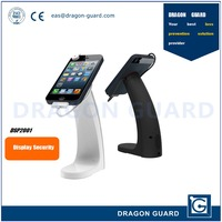 iphone anti-theft security display charging alarm stand anti theft solution for mobile phone