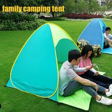 2017 New Product High Quality Kids Adult Beach Playing Tents Outdoor Travel Hiking Easy Set Up And Folding Pop UpTent