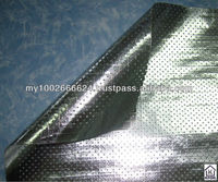 Duct/ Sound Dampening Backing (Aluminum Film) - K731P