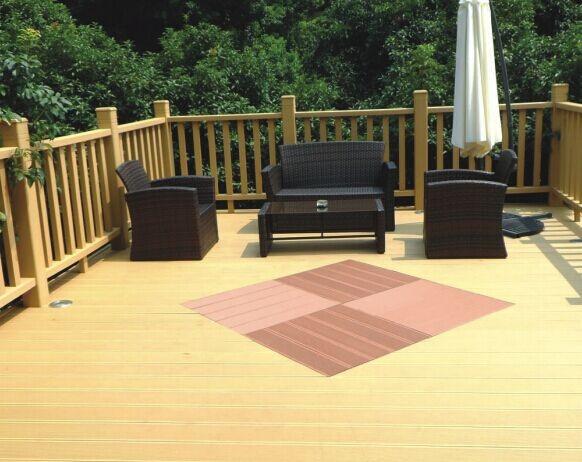 Beautiful Wood Plastic Composite Outdoor Furniture Buy