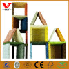 Sound absorber wood finer MDF acoustic panel/painting acoustic board