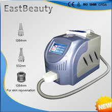 electro-optic fast tatoo removal active q-switch nd: yag laser system