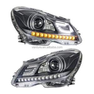 Aftermarket Halogen/HID/LED W204 auto headlight/Tail lights Customized lamp for Benz W204 '12-'14