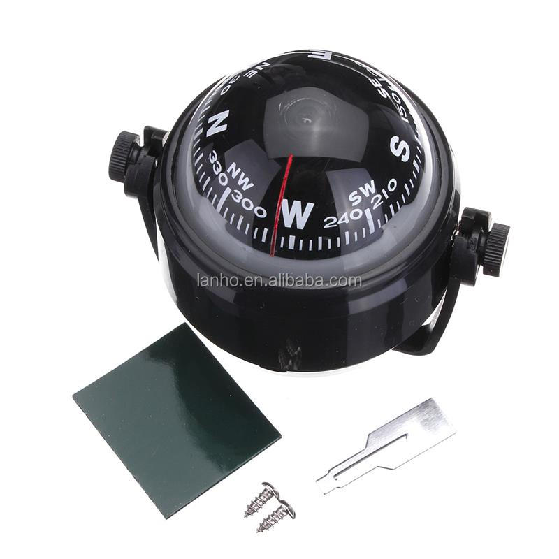 Marine Electronic Car Digital for Compass Driving Navigation Pivoting Digital for Compass Dashboard Dash Mount Marine