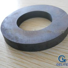Big ring ferrite magnet
