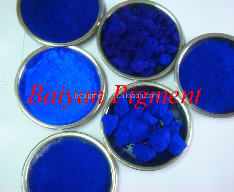 fluorescent paint/copper phthalocyanine blue BGS/ P.B.15:3/China manufacture
