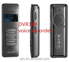DVR188 4gb/8gb Voice Activated Recording digital voice recorder support telephone conversation recording / phone voice recorder