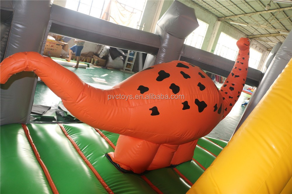 2016 Hot sale dragon inflatable cheap playground equipment games for children