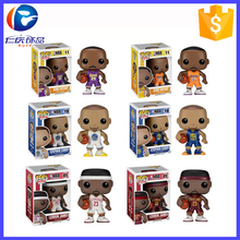 Funko Pop Plastic Basketball Player Action Figure Custom Vinyl Figure With Factory Price