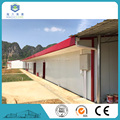 Best price fast construction insulated sandwich panel minister office prefab house