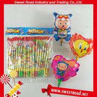 Balloon Toy Cartoon Plastic Balloon Toy Candy