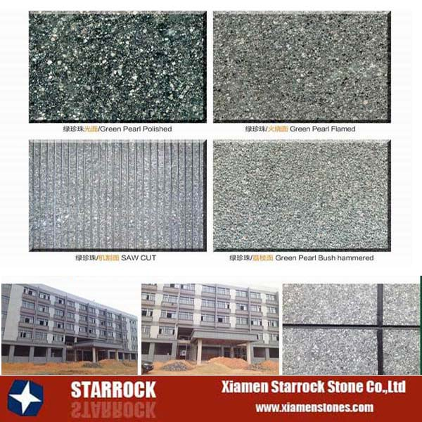 Granite-Green Pearl