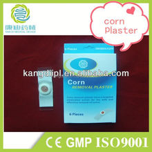 Medical corn removal plaster with CE china manufacture for global buyer