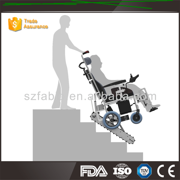 Lightweight portable durable electric wheelchair